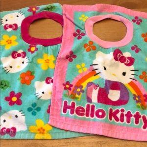 Hello Kitty Baby bibs